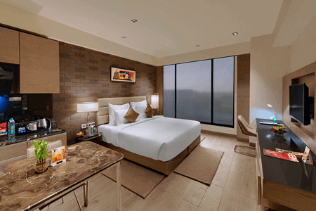 Book Hotels in Ahmedabad